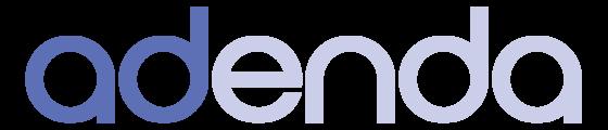 Large adenda logo