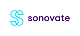 Large sonovate logo horizontal positive rgb