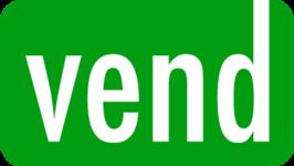 Large vend logo green medium