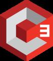 Large c3 logo pastille petit