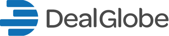 Large dealglobe logo no background
