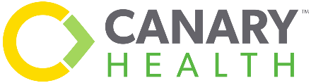 Large canary health logo