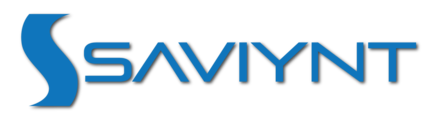 Large saviynt single color logo