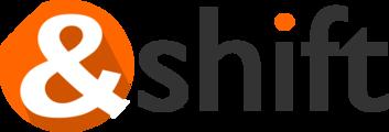 Large logo andshift big black