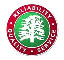 Large cedar quality roundel