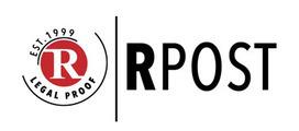 Large rpost corp logo