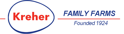 Large kreher family farms logo