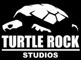 Large logo turtlerock onblack