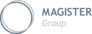 Large mg logo magistergroup colore