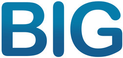 Large big logo big
