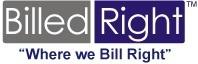 Large billed right logo