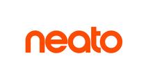 Large neato logo orange
