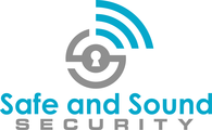 Large safe and sound logo square