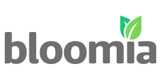 Large bloomia logo