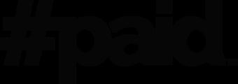 Large  paid logo black  4