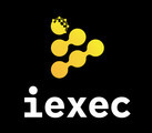 Large iexec logo small black vertical