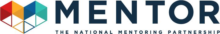 Large digital mentor logo