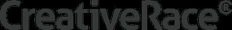 Large creativerace logo cmyk workable