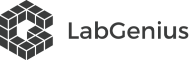 Large labgenius logo