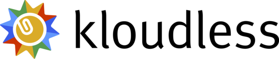 Large kloudless logo 3.47.55 pm
