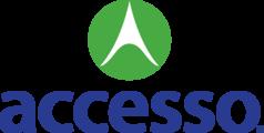 Large accesso logo flat