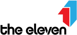 Large the eleven logo