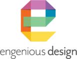 Large logo small