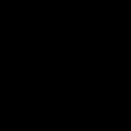 Large spidertracks icon black