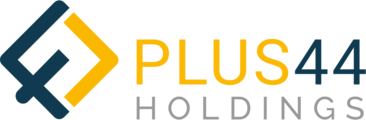Large plus44 holdings logo