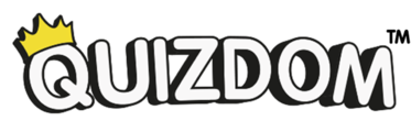 Large quizdom logo  tm