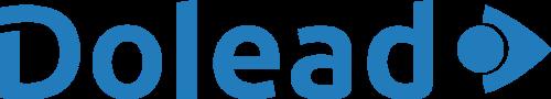 Large logo dolead blue