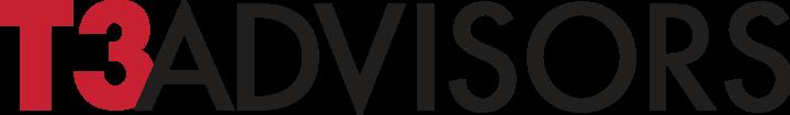 Large t3 logo transparent