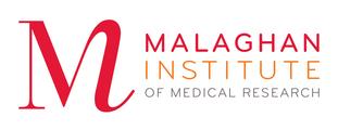 Large malaghan logo horizontal s