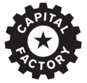 Large capital factory logo