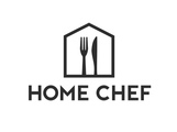 Large home chef logo