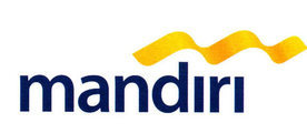 Large logo bank mandiri