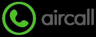 Large aircall logo 2016
