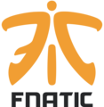 Large fnatic logo vertical b
