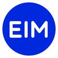 Large eim logo pantone 286 c 03