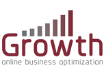 Large growth logo
