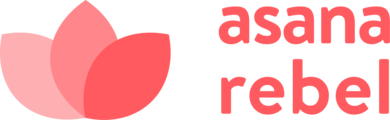 Large asana rebel logo