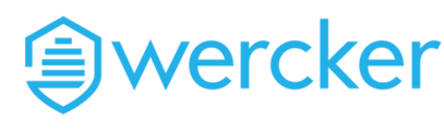 Large wercker logo blue 2