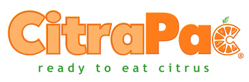 Large citrapac logo with tag w bevel