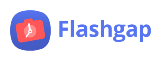 Large exports jpeg flashgap logo bluered blue small