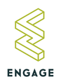 Large engage logo master portrait