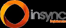 Large letterhead logo insync logo