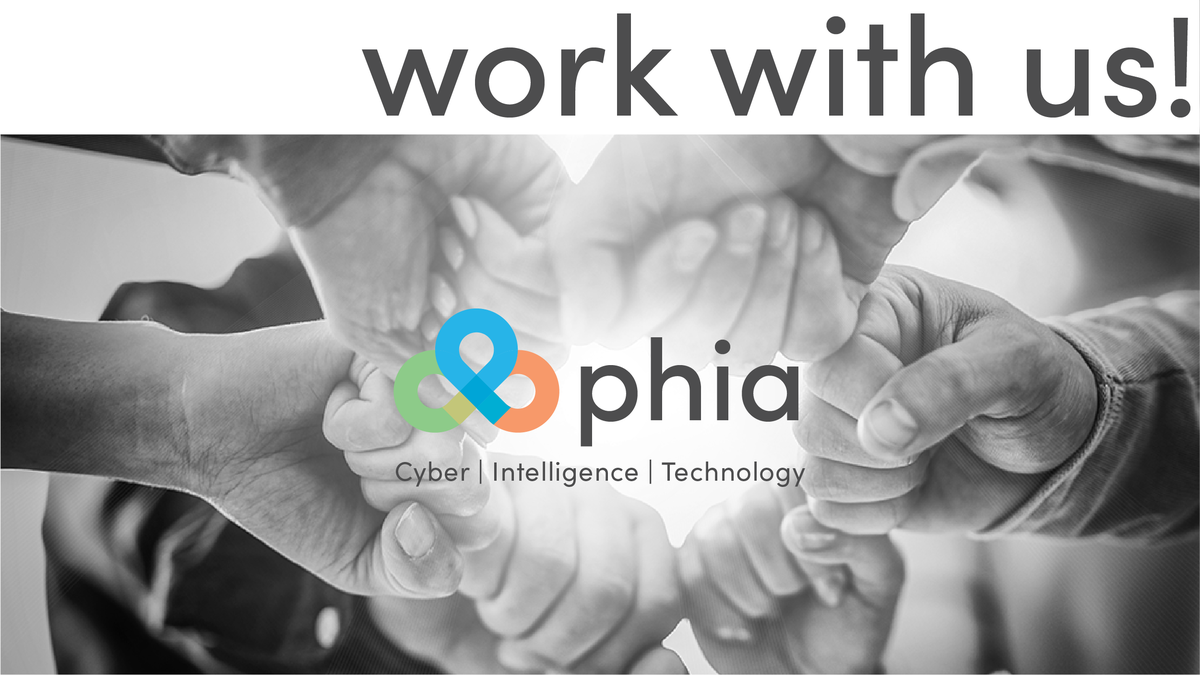 phia - Jobs: Cyber Hunt and Incident Response Analyst