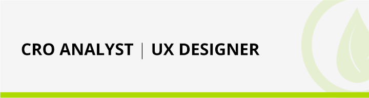 Pro Web Consulting  Jobs Cro Analyst  Ux Designer  Apply Online