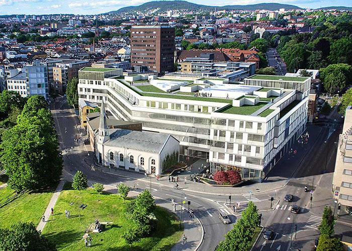 Sundtkvartalet, Knowit's hovedkontor i Oslo
