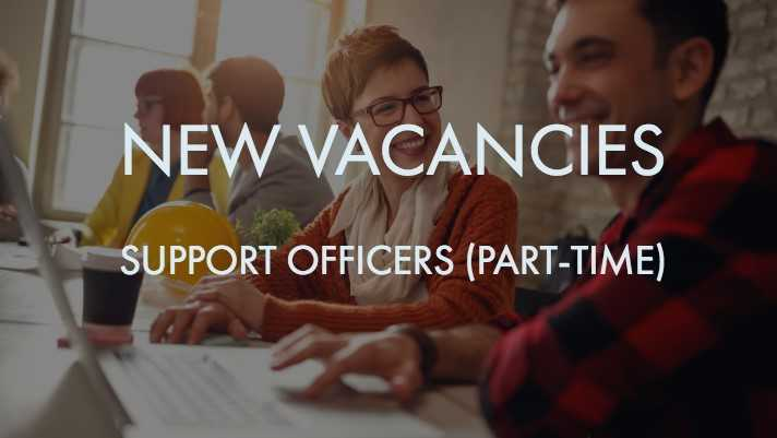 Thrive Tribe - Jobs: Support Officer, Part Time - Apply online